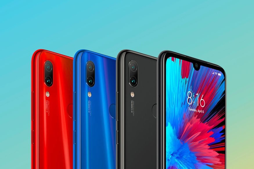 Redmi Note 7 Pro Redmi Note 7 To Go On Sale In India Today Via