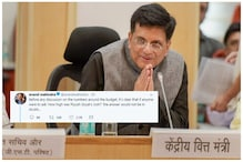 Was the Josh High as Piyush Goyal Presented Budget 2019? Anand Mahindra Has No Doubt