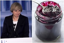 Theresa May Reveals She Scrapes Mould Off Jam and Eats What's Left, Twitter Compares it to Brexit