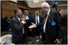 Indian Diplomat Rebuffs Handshake, Offers 'Namaskar' Instead to Pak Attorney General in ICJ