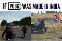 PUBG Fan Reimagines Popular Game With a Hilarious Desi Twist