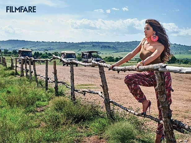 All the inside pictures from Sara Ali Khan's first Filmfare cover shoot