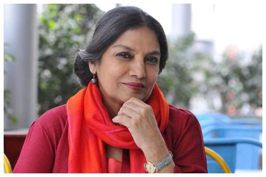 Shabana Azmi Slams Modi Biopic Makers For Intentionally Adding Javed Akhtars Name in
