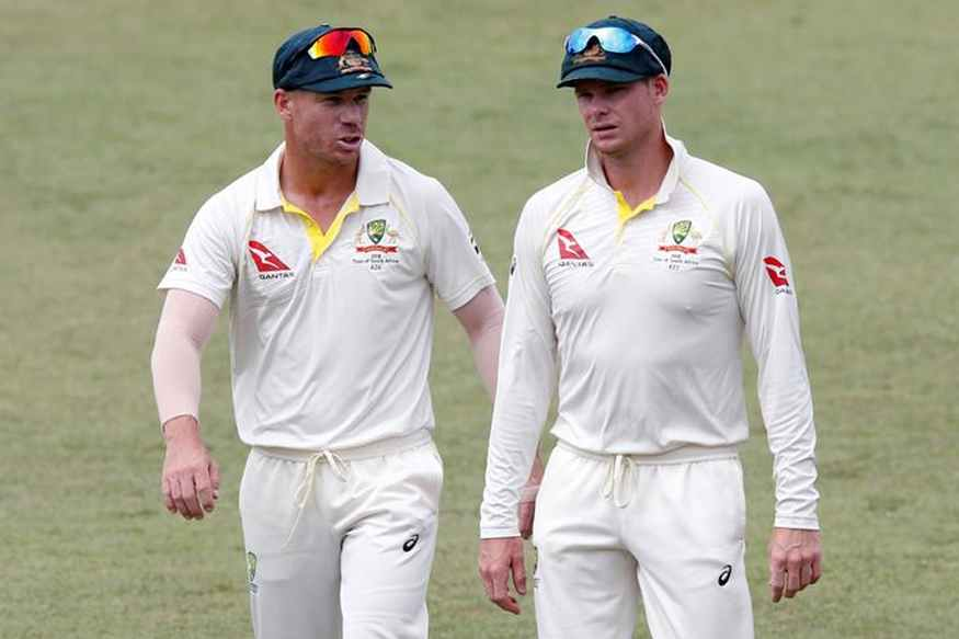 Smith, Warner Were at the End of Heavy Character Assassination After Sandpaper Gate: