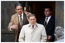Its Al Pacino vs Robert De Niro in Martin Scorsese's The Irishman