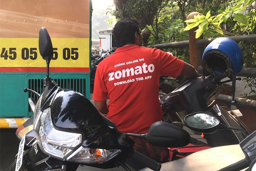 Zomato Reportedly Working on Branching Out Into Alcohol Deliveries