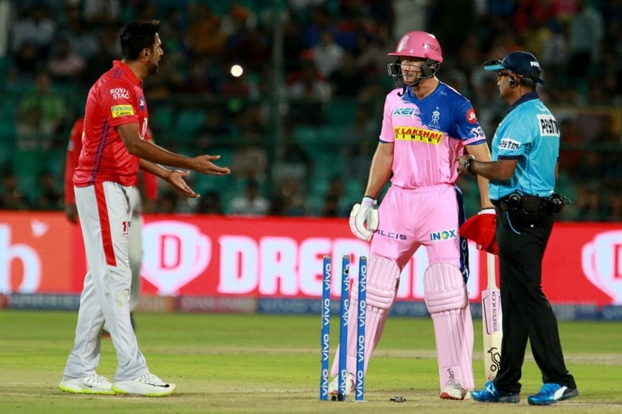 Ashwin Uses 'Mankad' Moment to Ask People to Stay Indoors thumbnail