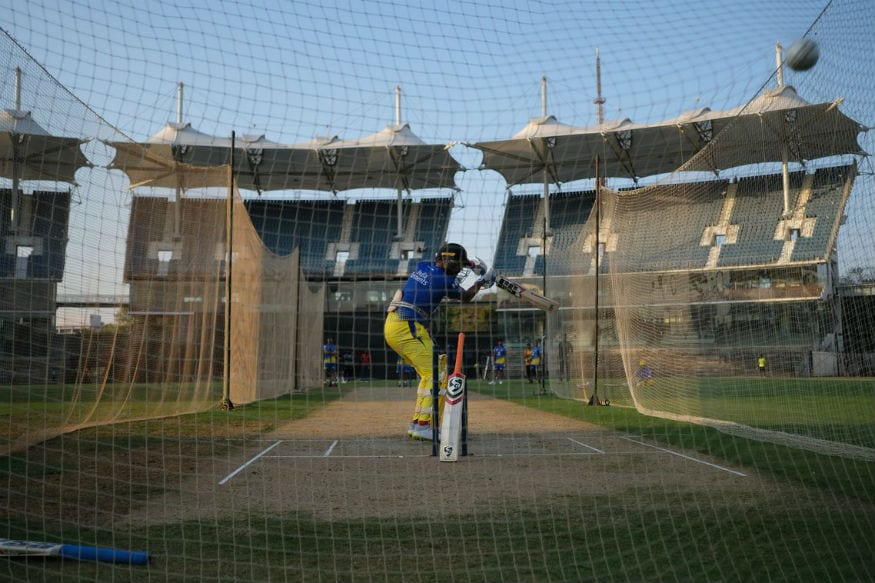 In Pics | CSK and RCB Prepare For IPL Season Opener