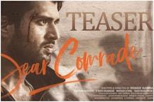 Dear Comrade Teaser: Vijay Devarakonda, Rashmika Mandanna Kissing Scene Criticised on Twitter