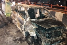 Akshardham Car Fire: Delhi Traffic Police Educate Drivers to Install Extinguishers in CNG Vehicles