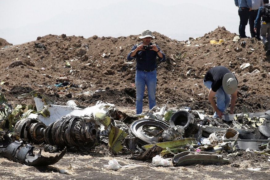 Boeing upgrades software on crisis-hit 737 MAX after deadly crash