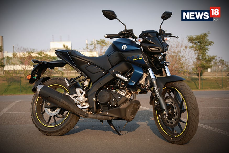 Review: Yamaha MT-15 Track Ride