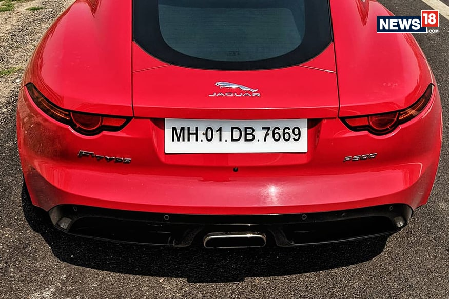 Jaguar F-Type, Jaguar F-Type P300 Coupe, Jaguar F-Type India Review