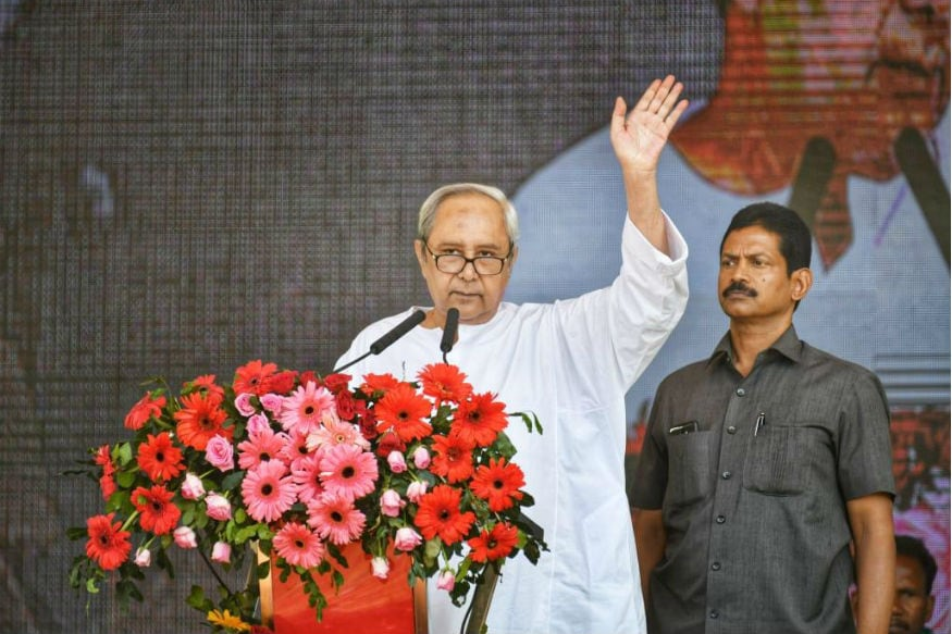 Afraid of Defeat in Second Phase Too, BJP Breaks EVM: Naveen Patnaik