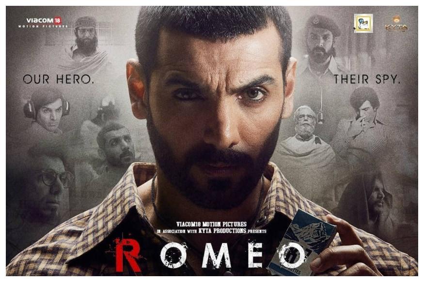 Romeo Akbar Walter Movie Review: John Abraham's Underdone