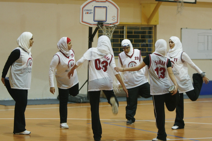 Allowed to Participate for the First Time, Saudi Women's Basketball Team Win Gold
