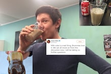 Man Tries to Convince Coke And Milk Make a Delicious Combo and People are 'Throwing Up'