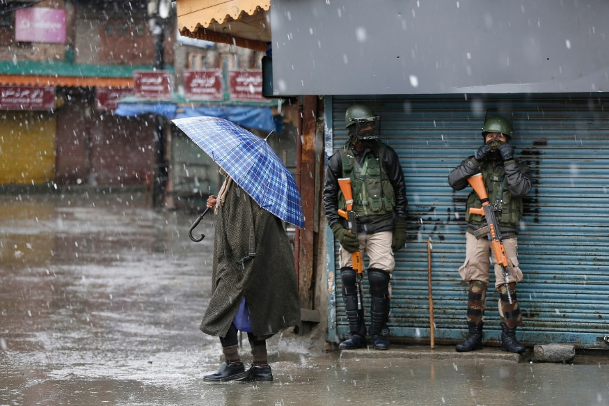 PDP Activist Critical After Being Shot at by Suspected Militants in J&K's Kulgam