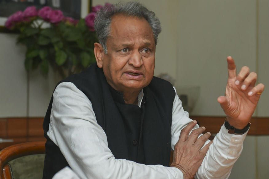 Probe Agencies Working Under Pressure to Nab Chidambaram, Says Rajasthan CM Ashok Gehlot
