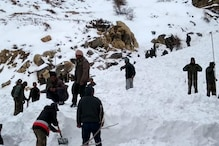 Avalanche feared in Higher Reaches of Himachal Pradesh, People Asked to be Cautious
