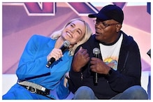 Watch Brie Larson and Samuel L Jackson in a Hilarious Rendition of Lady Gaga's Shallow