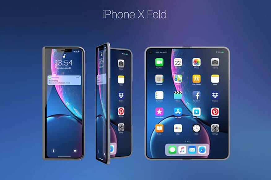 Image result for Steve Wozniak Wants Apple to Make a Foldable iPhone