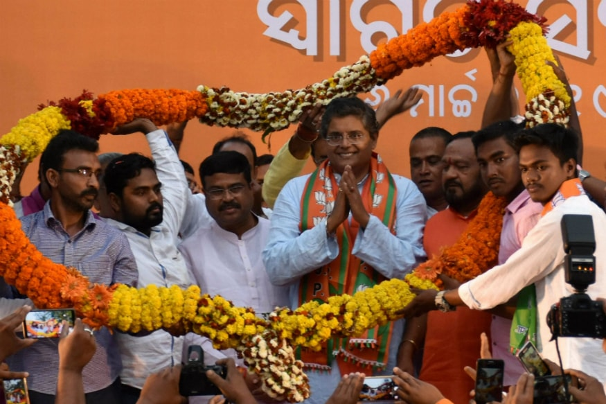 BJP Declares First List of 10 Lok Sabha Candidates for Odisha, Jay Panda Finds