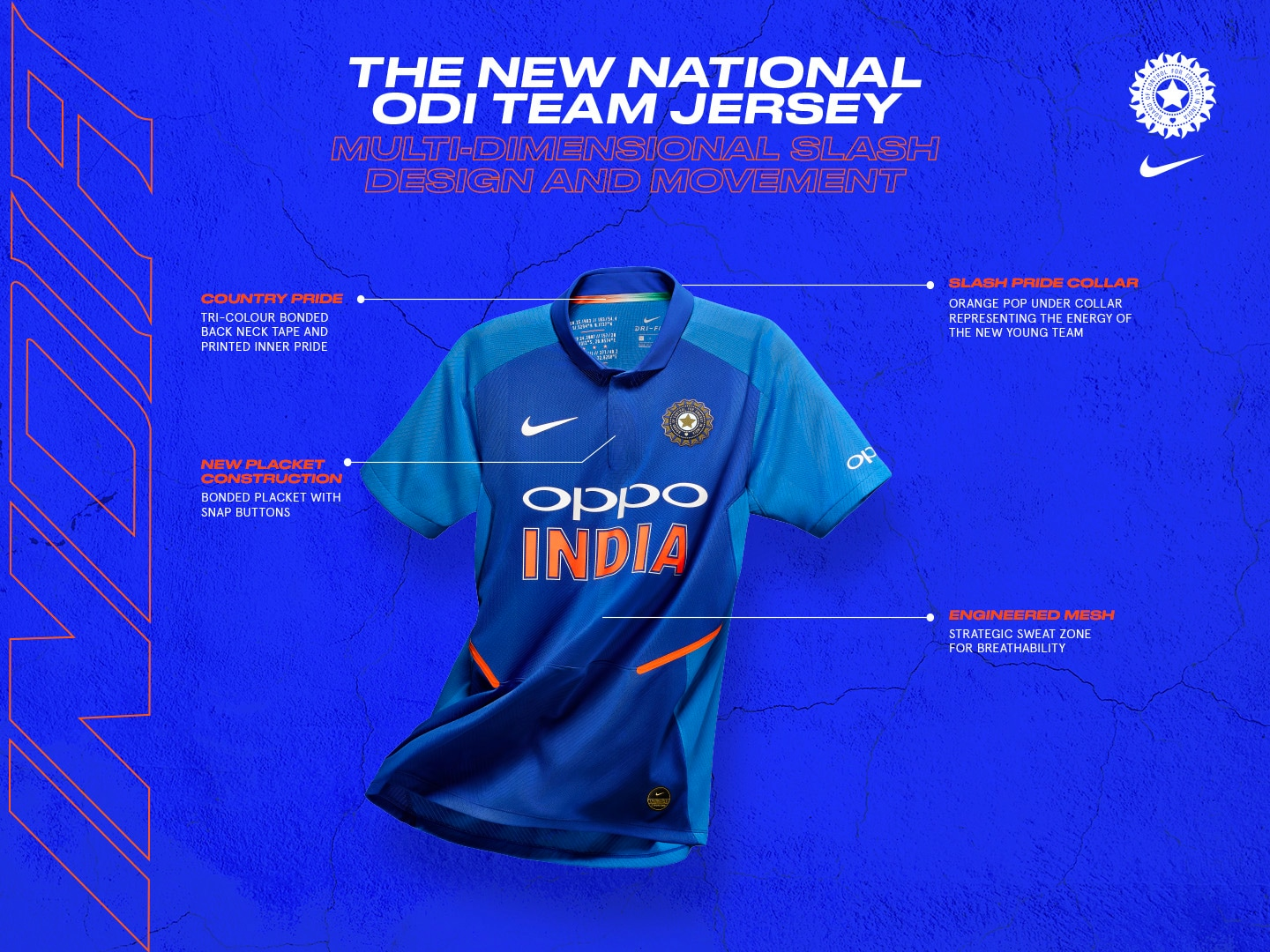 In Pics | Team India Jersey Unveiling in Hyderabad