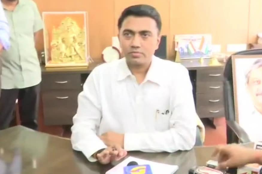 Goa CM Pramod Sawant Allots Additional Portfolios to Ministers; Keeps Home