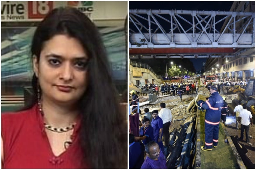 Mumbai has more questions than answers on the foot overbridge collapse