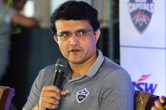 File photo of Sourav Ganguly. (Source: AFP)