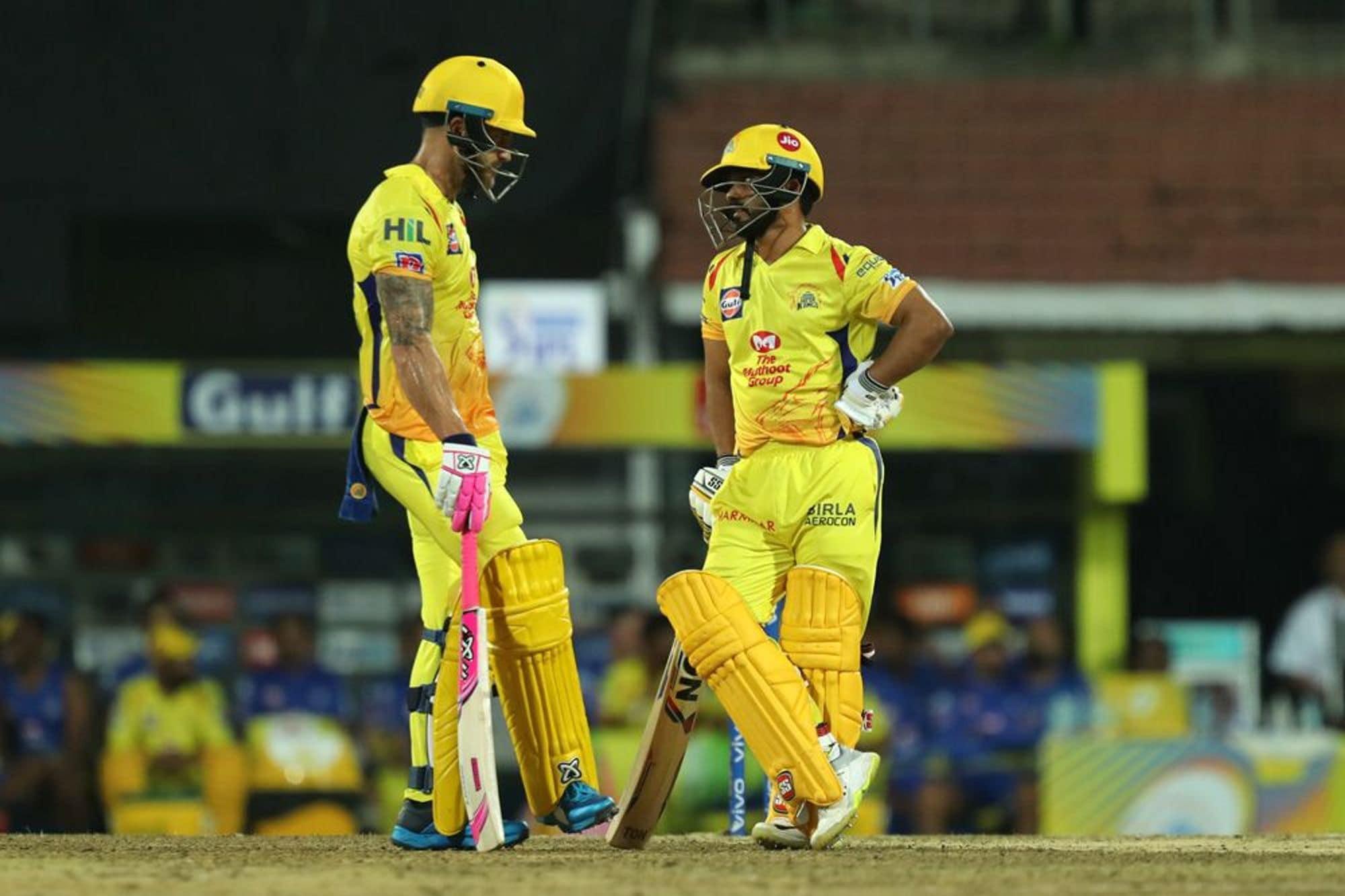 In Pics, Match 23, Chennai Super Kings vs Kolkata Knight Riders