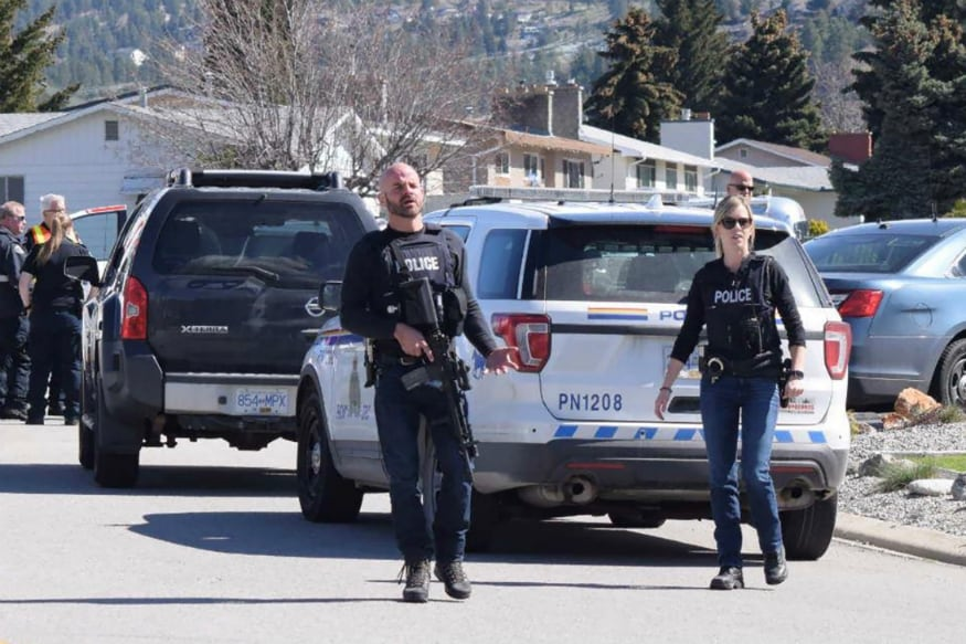 Four Dead After Two Shooting Incidents in Canada, Suspect in Custody: Police