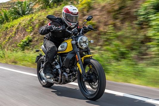 2019 Ducati Scrambler 800 Icon. (Photo: Ducati India)