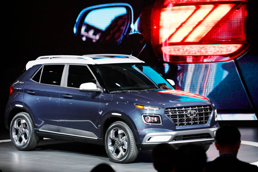 Hyundai Venue Suv To Launch In India On May 21 News18