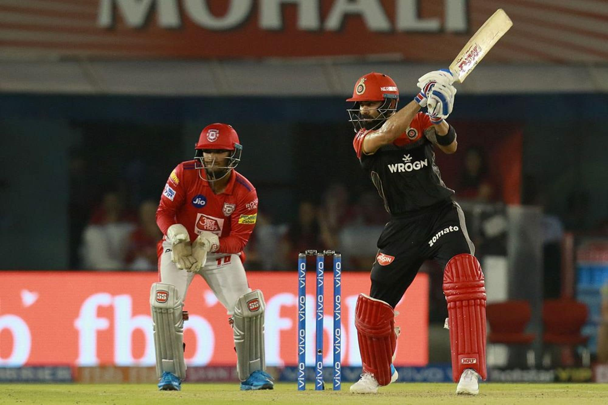 In Pics, Match 28, Kings XI Punjab vs Royal Challengers Bangalore