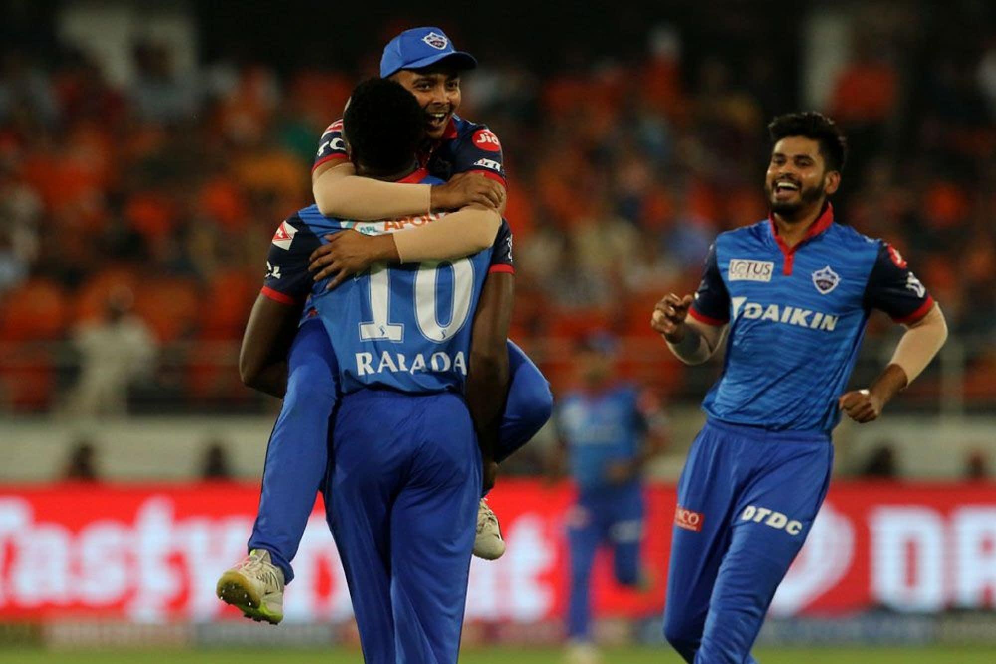 In Pics, Match 30, Sunrisers Hyderabad vs Delhi Capitals