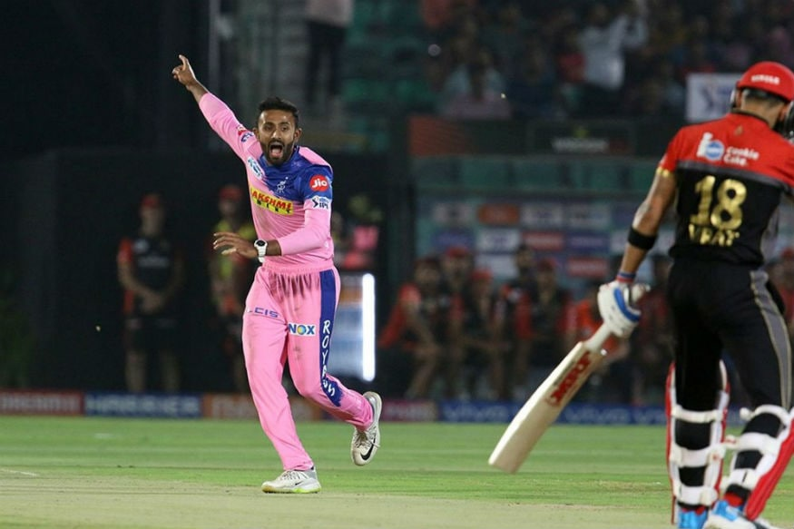 In Pics | IPL 2019, Match 14, RR vs RCB