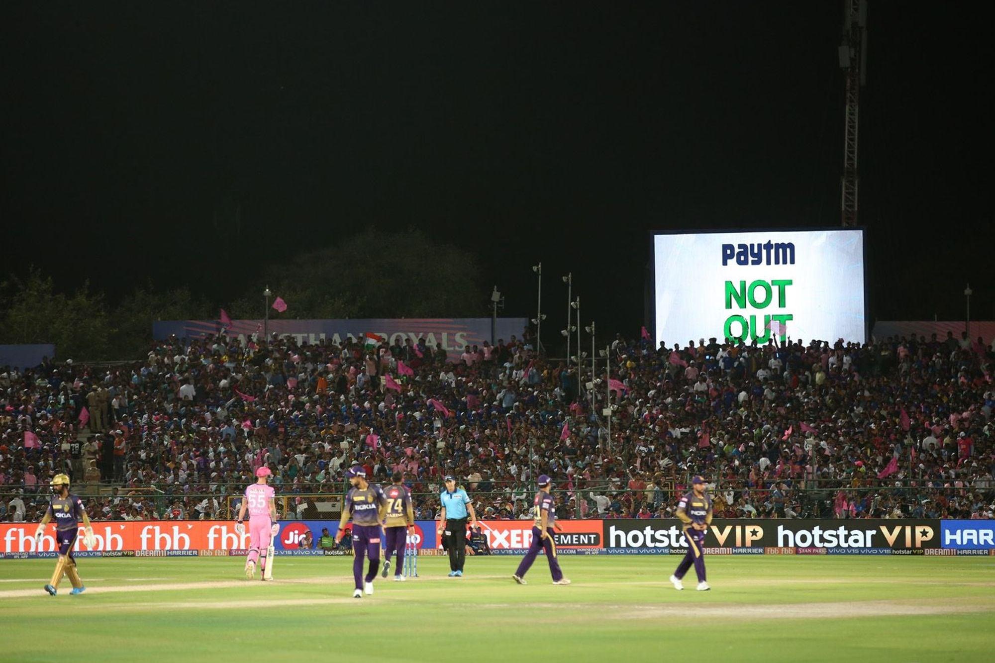 In Pics, Match 21, Rajasthan Royals vs Kolkata Knight Riders