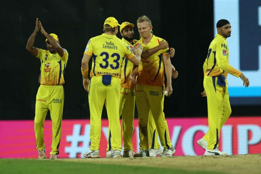 IPL 2019 | In Pics, Match 18, Chennai Super Kings vs Kings XI Punjab