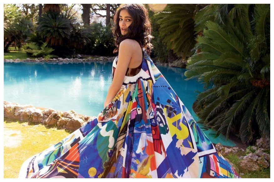 Student of The Year 2: Ananya Panday Stuns on Elle Cover Ahead of Big Bollywood Debut