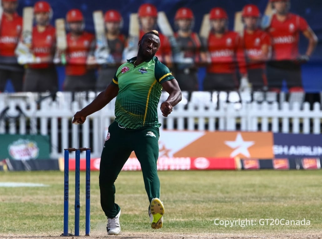 Andre Russell-GT20