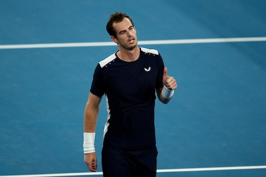 Andy Murray (Photo Credit: Reuters)