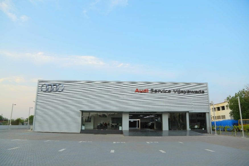 Audi kicks off its 'Workshop First' Strategy in India. (Image: Audi)