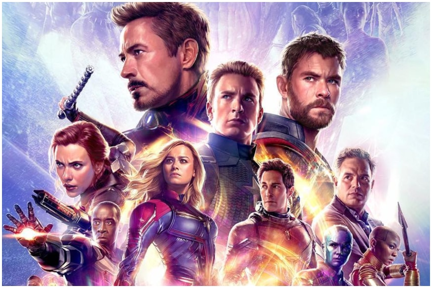 Avengers Endgame Re-releasing in Theatres With New Post Credit Scene and 'Extra Surprises'