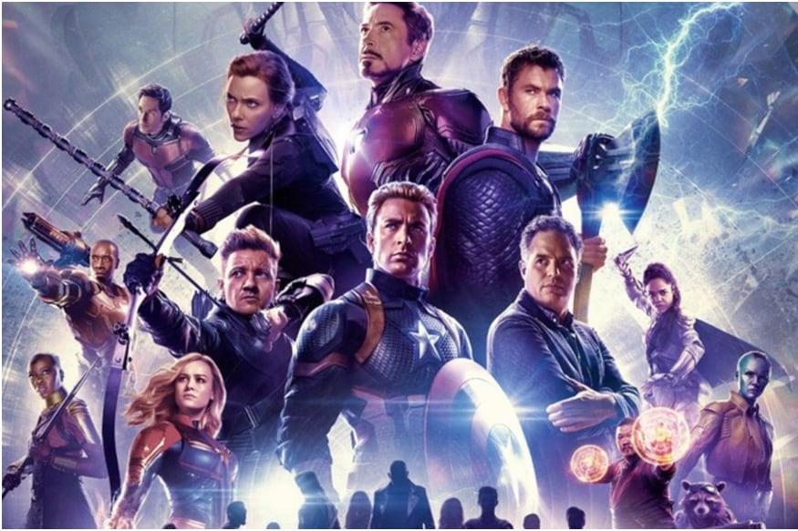Avengers Endgame Leaked Online by Tamilrockers: