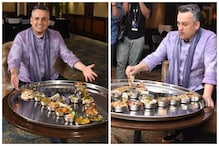 Avengers: Endgame Director Joe Russo Savours Marvel Special Thali on His Visit to India