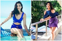 Sunny Leone, Kriti Sanon Show How to Beat the Summertime Blues in Style