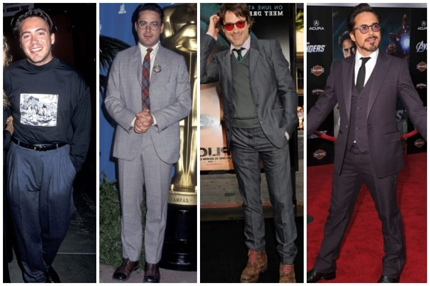 Happy Birthday Robert Downey Jr: Style Evolution of the Superhero Over the Years