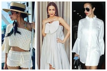Malaika Arora's All-white Summer Trends are Major Style Goals